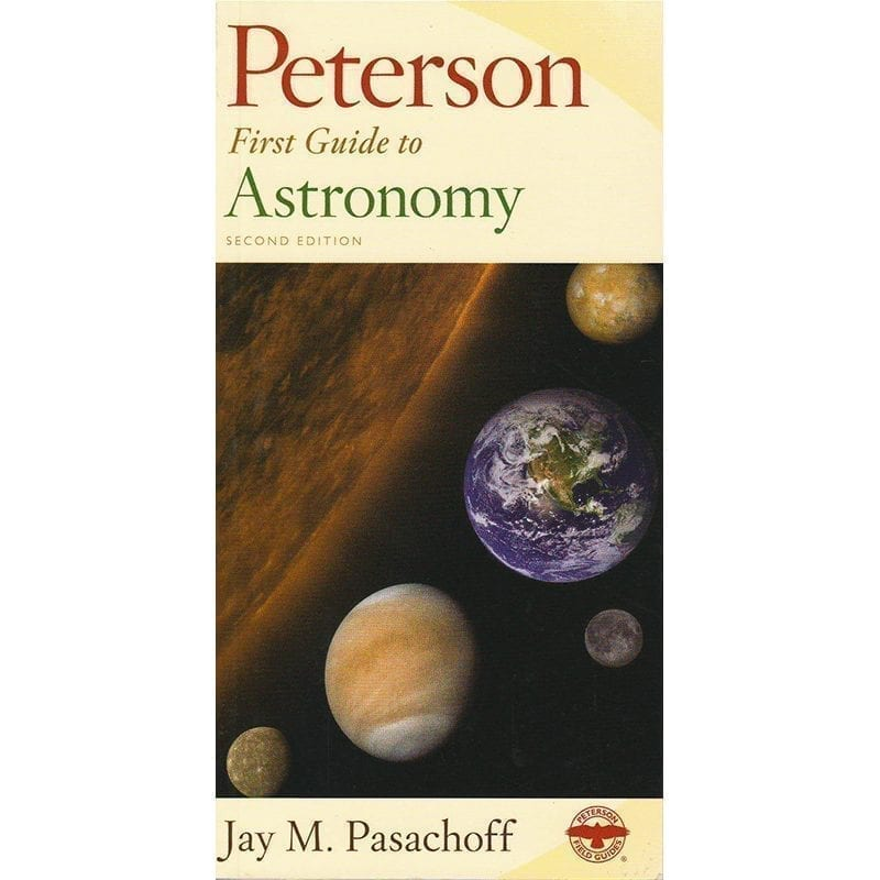 The Peterson First Guide To Astronomy