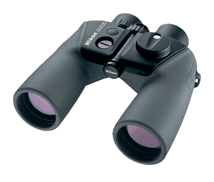 Nikon Oceanpro Binoculars With Compass