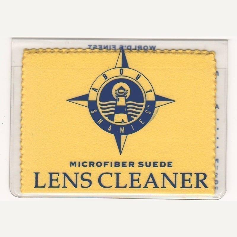 Microfiber Chamois Lens Cleaner