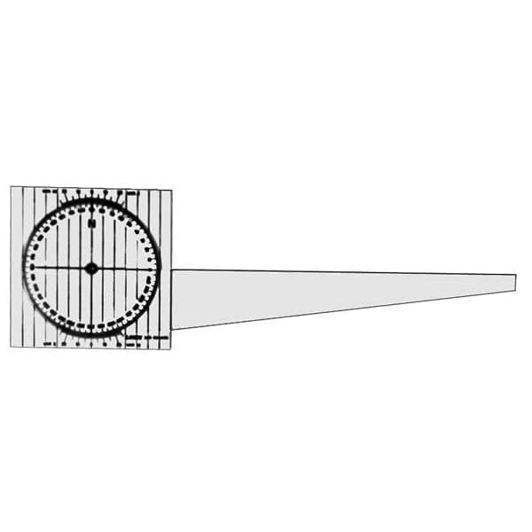 Linex Course Protractor