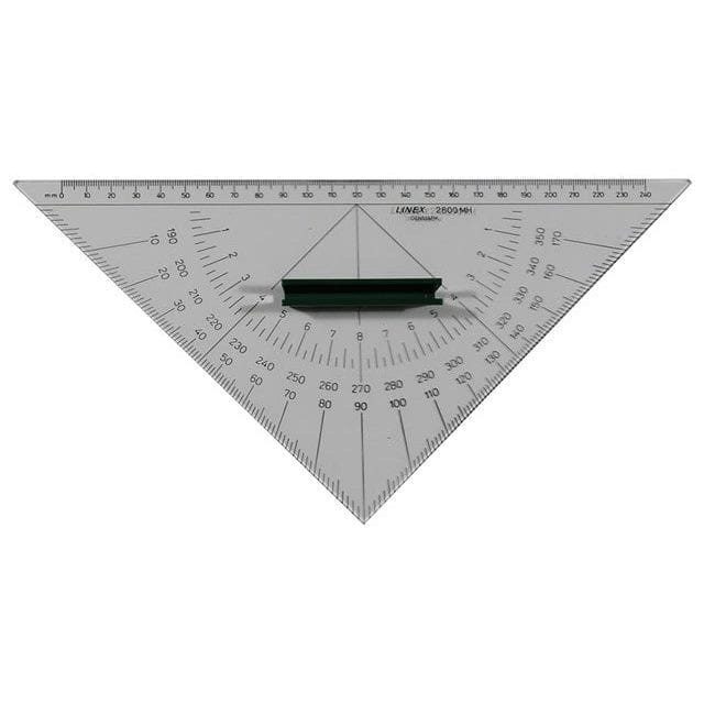 Protractor Triangle-Deluxe