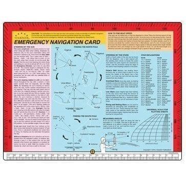 Emergency Navigation Card