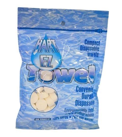 EZ Towels- Bag Of 50