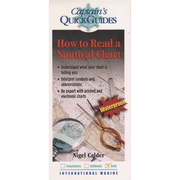 Captain's Quick Guides – Read A Nautical Chart