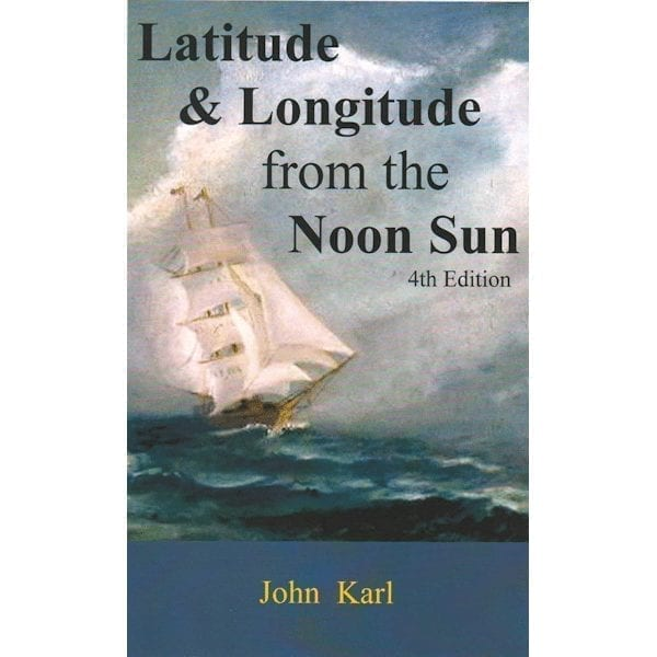 Latitude And Longitude From The Noon Sun