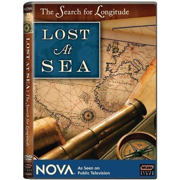 Lost At Sea – DVD