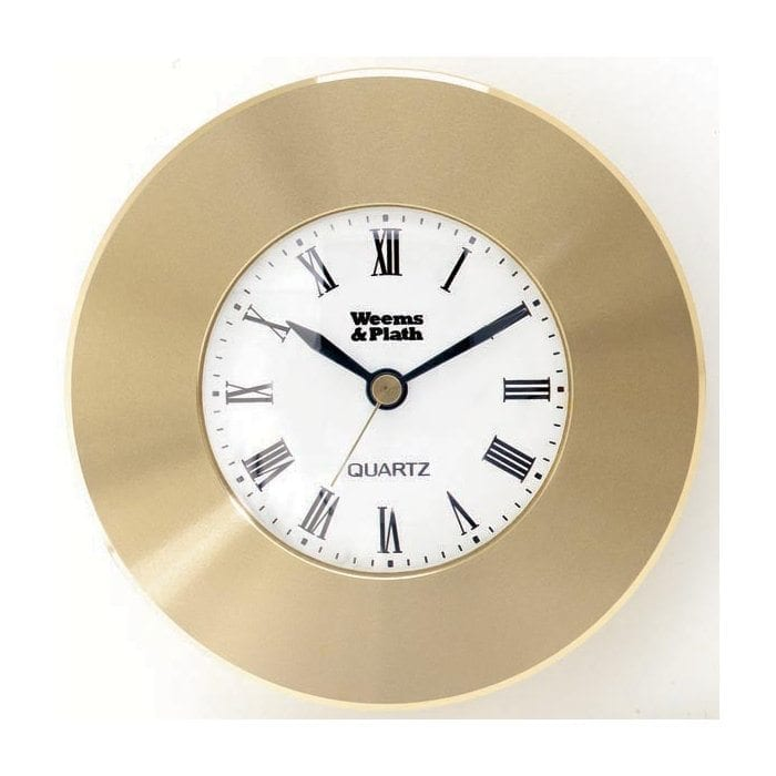 Clock Chart Weight (Brass)