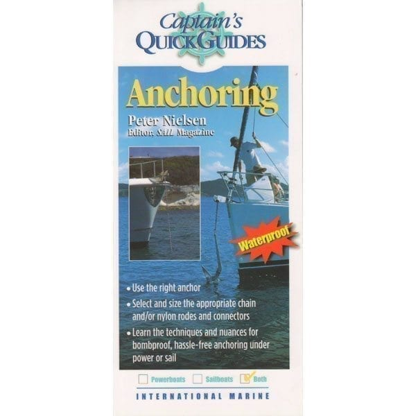 Captain's Quick Guides – Anchoring
