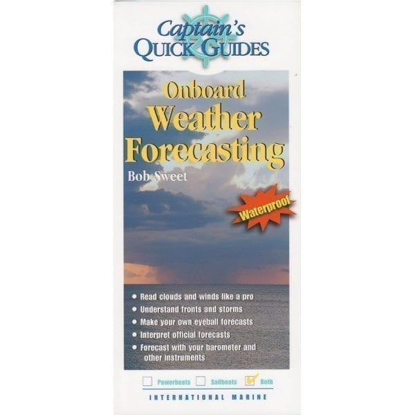 Captain's Quick Guides – Weather Forecasting
