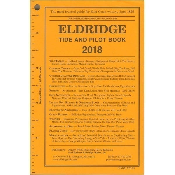 Eldridge Tide And Current Book