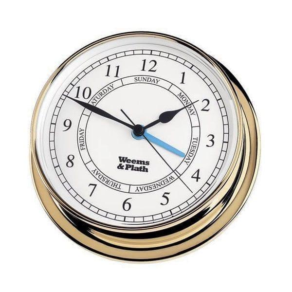 Brass Day Clock (Endurance 145)