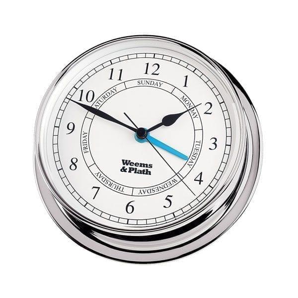 Chrome Day Clock (Endurance 145)