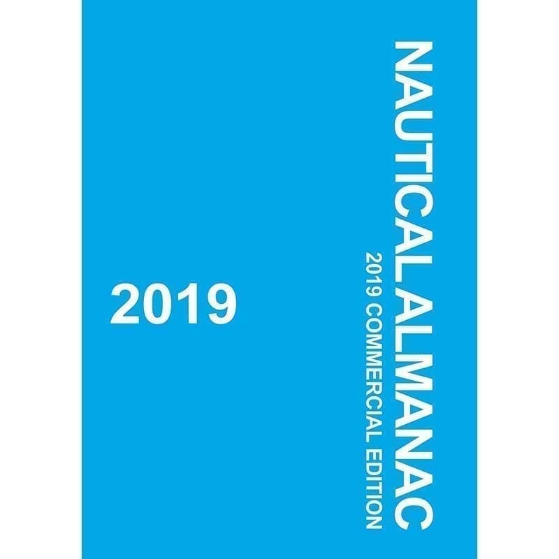 2019 Nautical Almanac (Commercial Edition)