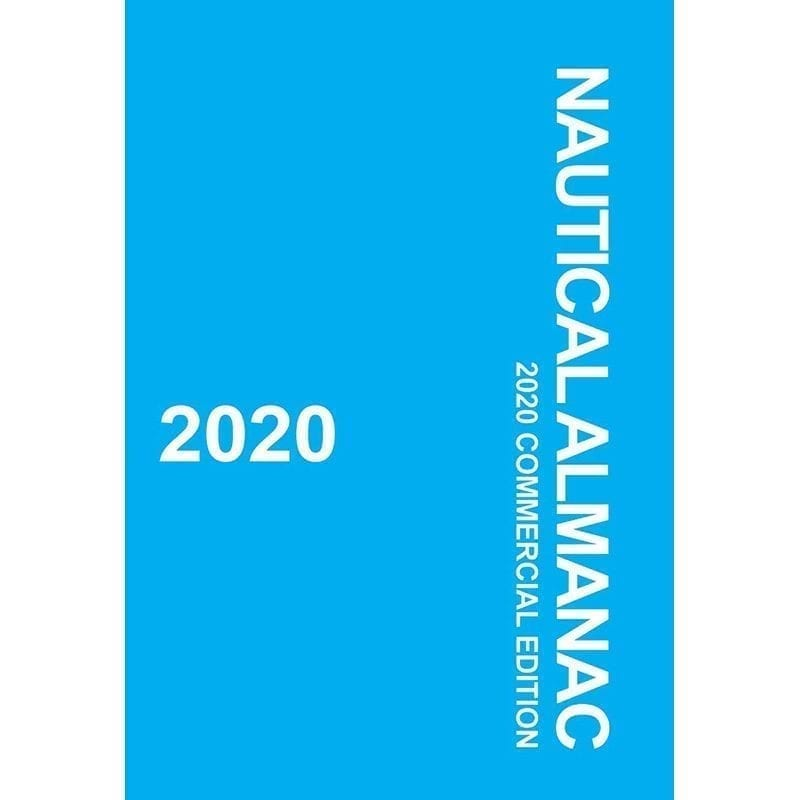2020 Nautical Almanac (Commercial Edition)