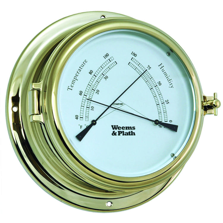 Weems & Plath Brass Comfortmeter (Endurance II 105)
