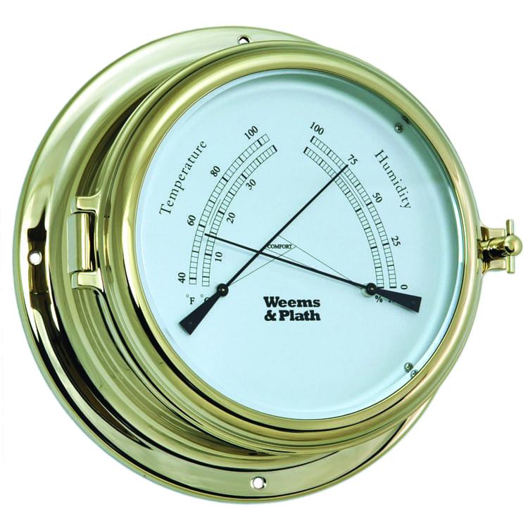 Weems & Plath Brass Comfortmeter (Endurance II 115)