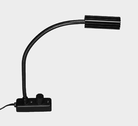 Chart Light-Halogen 12inch Gooseneck