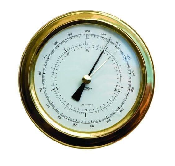 Fisher Aneroid Barometer