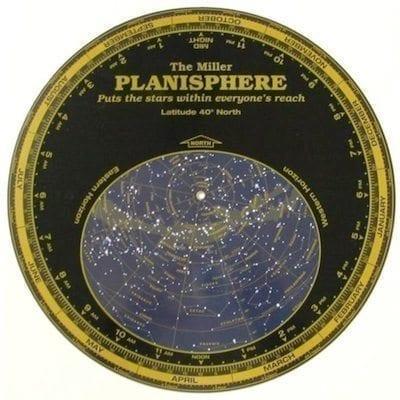 Miller Planisphere
